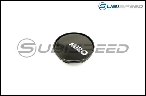Miro Type 398 Wheels 18x9.5 +34mm (Matte Black) - 2015+ WRX / STI