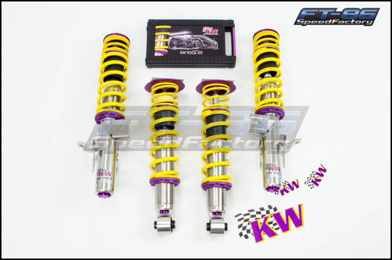 KW V3 Coilovers