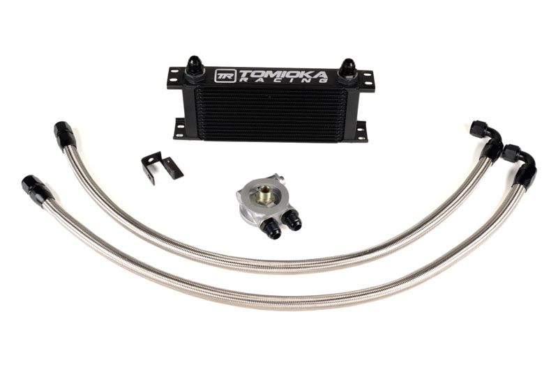 Tomioka Racing Oil Cooler Kit with Thermostat