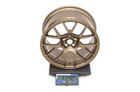 Apex Race Parts 17x9 +35 EC-7R Forged Satin Bronze - 2013+ FR-S / BRZ / 86