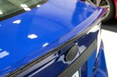 OLM Paint Matched Duckbill Spoiler with Carbon Fiber Center Line - 2015-2020 WRX & STI