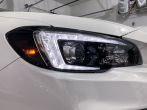 Sticker Fab Front Sidemarker and Headlight Tinted Overlay V2 - 2015-2020 WRX & STI