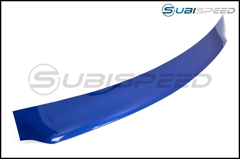 OLM Paint Matched Rear Window Roof Visor / Spoiler