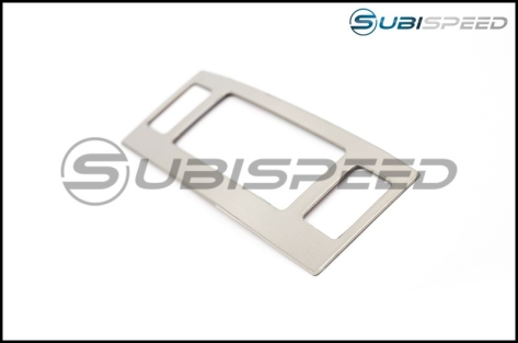 GCS Brushed Metal X Drive Trim - 2014+ Forester