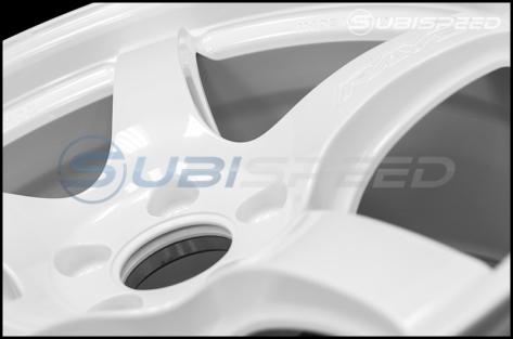 Rays Gram Lights 57CR Ceramic Pearl 17x9 +38 - 2013+ FR-S / BRZ / 86 / 2014+ Forester