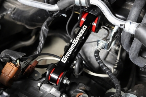 GrimmSpeed Pitch Stop Mount - 2015+ WRX