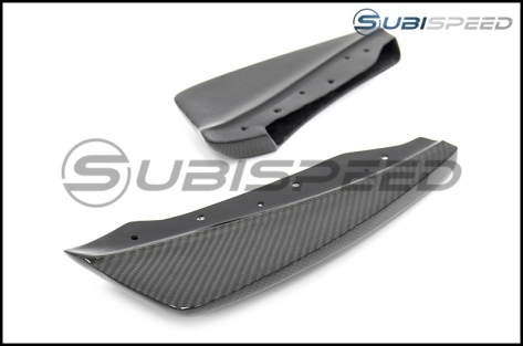 OLM Carbon Fiber Rear Spats - 2013+ FR-S / BRZ