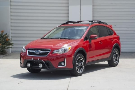 Rally Innovations Rally Light Bar - 2013-2017 Crosstrek / 2012-2016 Impreza