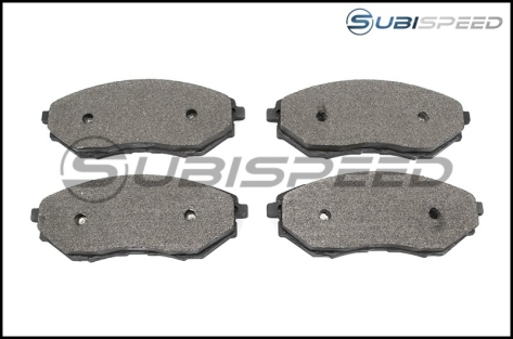 Carbotech AX6 Brake Pads - 2014+ Forester