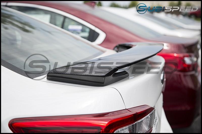 Carbon Reproductions Sport Style Carbon Fiber Spoiler