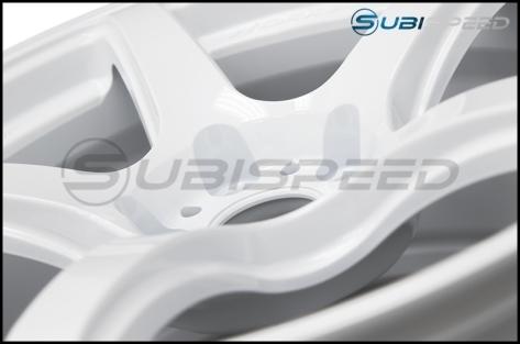 WORK Wheels Emotion T5R Ice White 19x9.5 +35