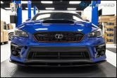 GCS Impreza I Throwback Front and Rear Emblems - 2015-2021 Subaru WRX & STI