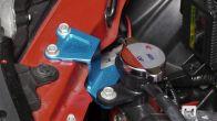Cusco Aluminum Radiator Cap Stay - 2013+ FR-S / BRZ / 86
