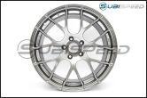Enkei Raijin Hyper Silver Wheels 18x9.5 +35mm - 2015+ WRX / 2015+ STI