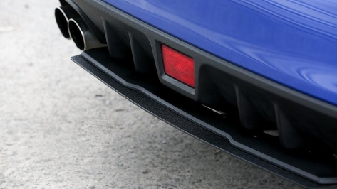 Flow Designs Rear Diffuser - 2015+ WRX / 2015+ STI