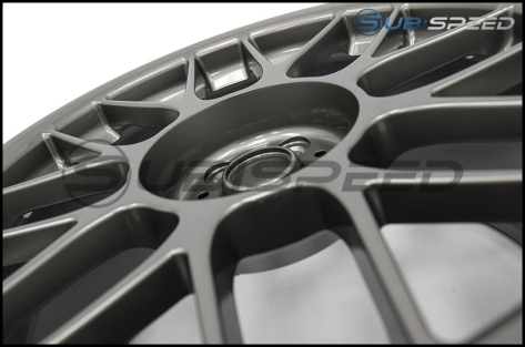 Apex Race Parts ARC-8 Anthracite 17x9 +42mm - 2013+ FR-S / BRZ / 86 / 2014+ Forester
