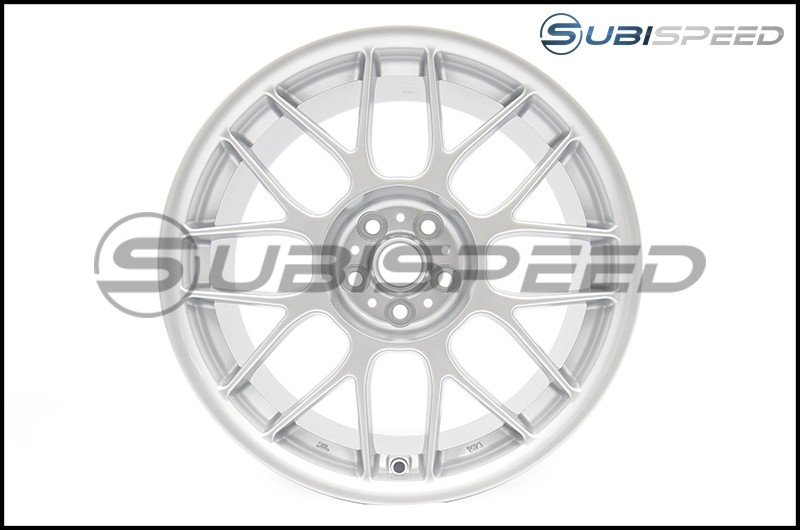 Apex Race Parts ARC-8 Race Silver 17x9 +42mm - 2013+ FR-S / BRZ / 86 / 2014+ Forester