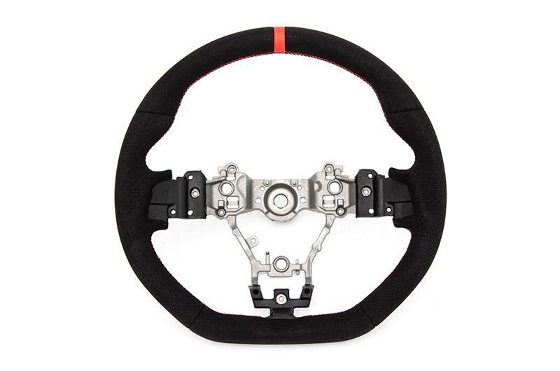 FactionFab Suede Steering Wheel