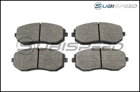 Carbotech 1521 Brake Pads - 2013+ FR-S / BRZ / 86