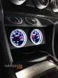 Cubbypod Dual 52mm Gauge Pod - 2015-2020 WRX & STI
