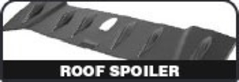 Roofs / Roof Spoilers