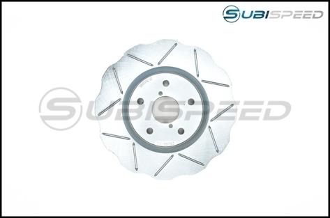 WaveSpec Silver Line Rotors - 2015+ WRX