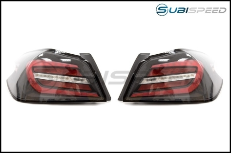 SubiSpeed V2 Sequential Tail Light - 2015+ WRX / 2015+ STI