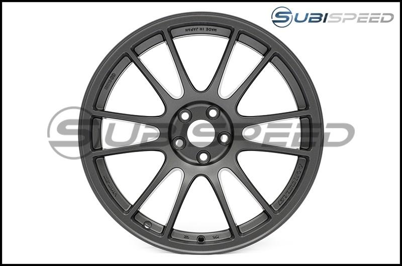 Enkei GTC01RR Wheels 18x9.5 +35mm Matte Gunmetallic - 2013+ FR-S / BRZ / 86
