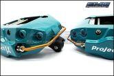 Project Mu Forged Caliper Rear Brake Kit - 2013+ FR-S / BRZ