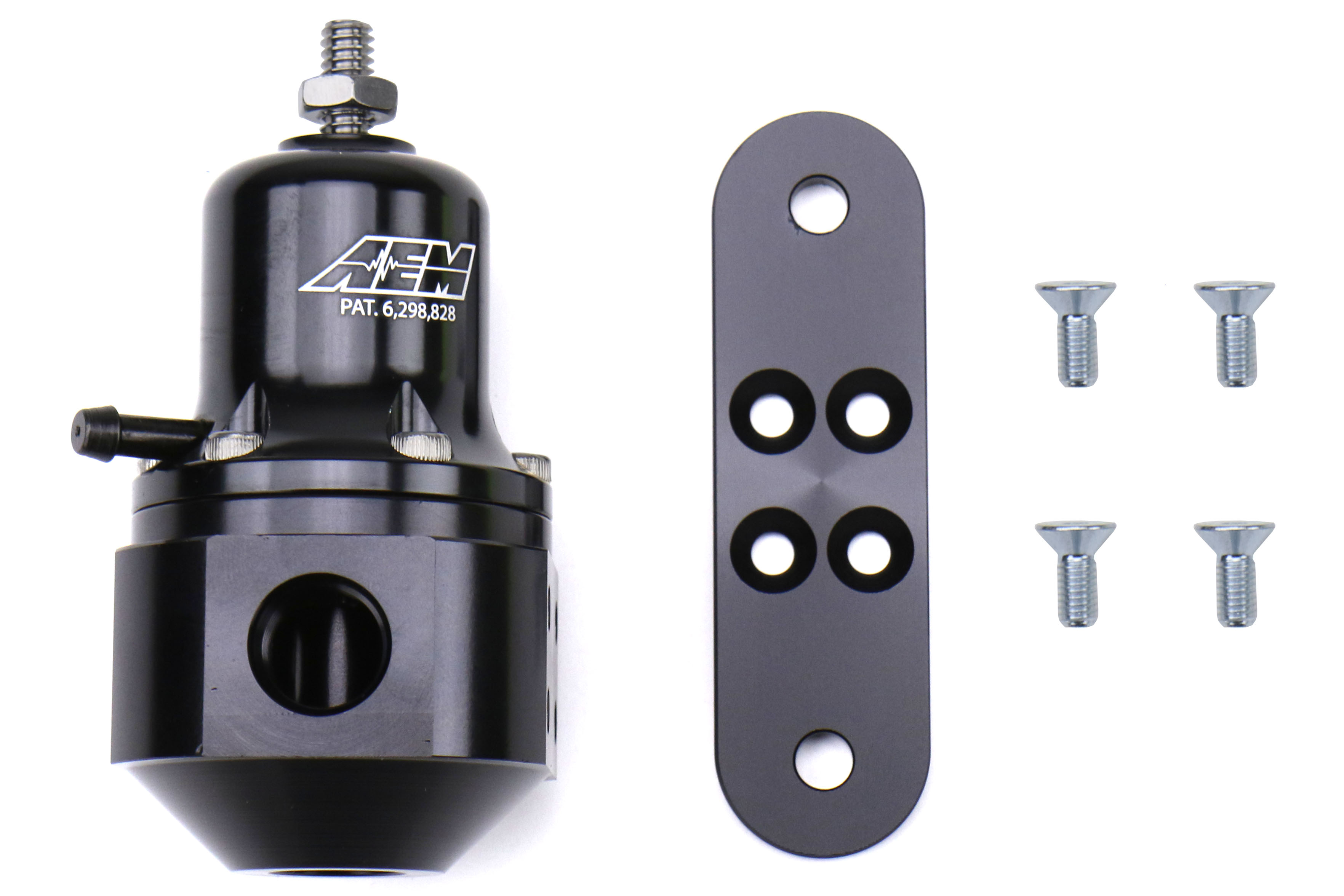AEM Universal High Cap Adjustable Fuel Pressure Regulator