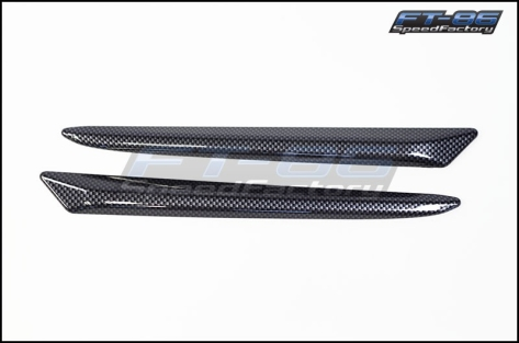 Carbon Fiber Fender Trim Covers - 2013+ BRZ
