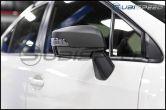 OLM S-line Dry Carbon Fiber Mirror Covers (Lower) - 2015-2020 WRX & STI / 2015-2017 Crosstrek / 2015-2016 Impreza