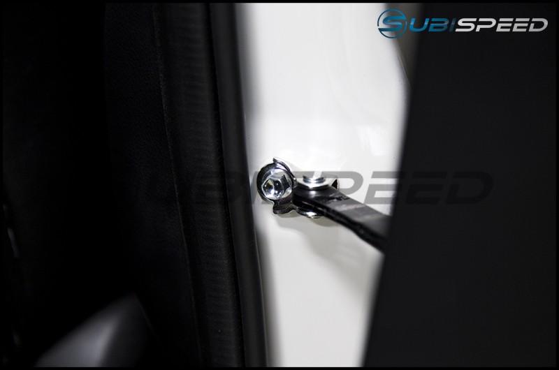 GCS Door Hinge Covers