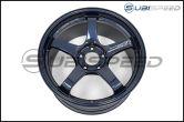 Advan Racing GT 18x9.5 +45mm Racing Titanium Blue - 2015+ WRX / 2015+ STI