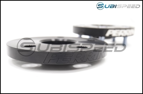 Perrin 5x114.3 Wheel Spacers (15mm, 20mm) - 2015+ WRX / 2015+ STI
