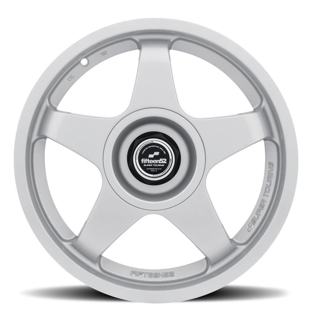 fifteen52 Chicane 18x8.5 +45 Speed Silver - 2015+ WRX / STI / 2013+ FR-S / BRZ / 86 / 2014+ Forester