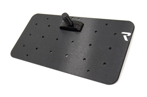 Raceseng Tug Plate Mount with Shaft - 2019+ Forester
