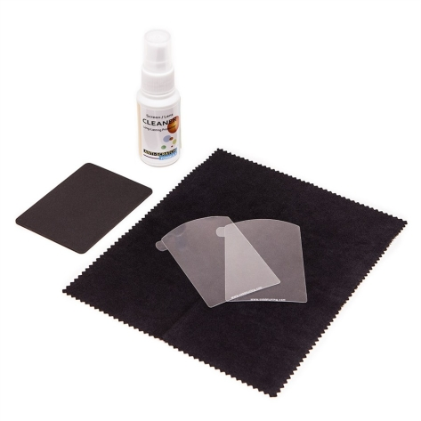 Accessport V3 Anti Glare Protective Film and Cleaning Kit