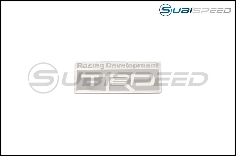 TRD GT86 Badge Emblem