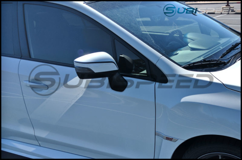 Side View Mirror Pinstripes