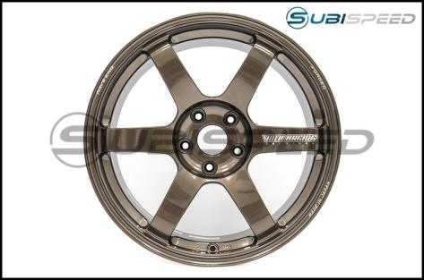 Volk TE37 SAGA Hi-Meta Bronze 18x9.5 +38 - 2015+ WRX / 2015+ STI