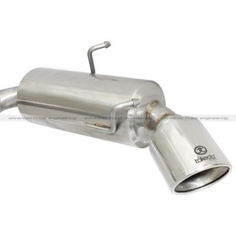 aFe Takeda Dual Muffler Catback Exhaust - 2013+ FR-S / BRZ