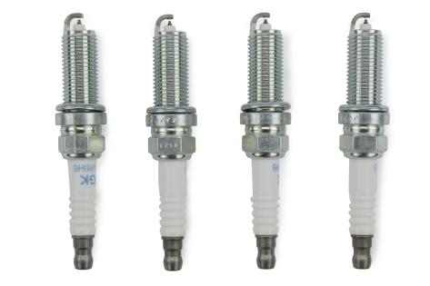 NGK Laser Iridium Stock Heat Range Spark Plug Set