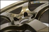 Rays Gram Lights 57CR Almite Gold 18x9.5 +38 - 2015+ WRX / 2015+ STI