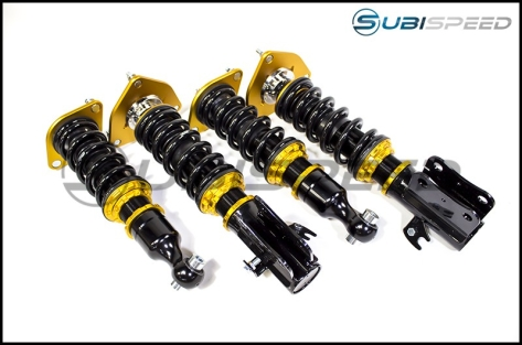 ISC N1 Adjustable Coilovers - 2015+ WRX / 2015+ STI