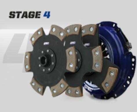 SPEC Stage 4 Clutch Kit - 4 Puck