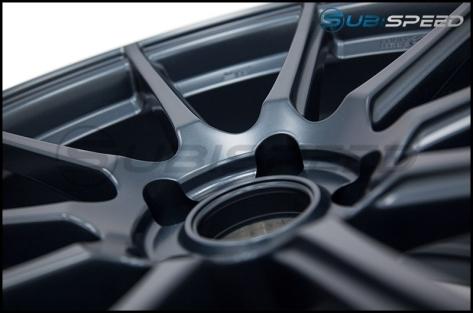 Enkei TS10 Deep Frozen Blue 18x9.5 +35mm - 2015+ WRX / 2015+ STI