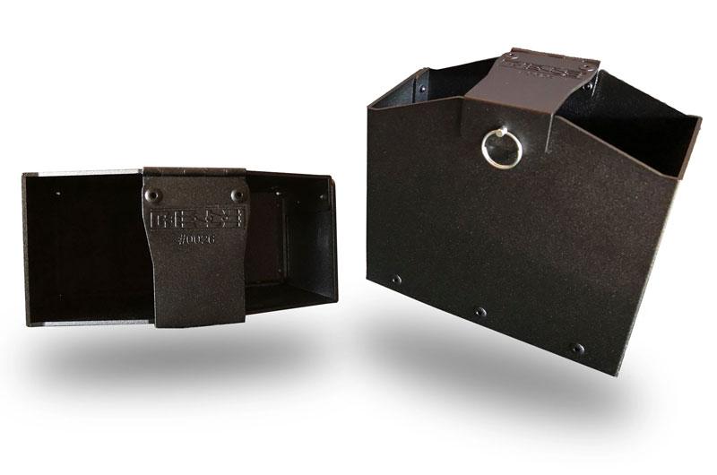 Mele Design Battery Mount - 600 Series