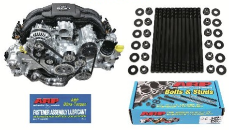 ARP FA20 Head Stud Kit - 2013+ FR-S / BRZ / 86