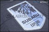 Subaru Long Sleeve Mountain Tee - Universal